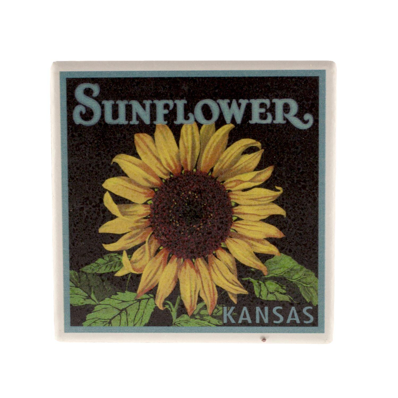 Sunflower Coaster,55246 COASTER