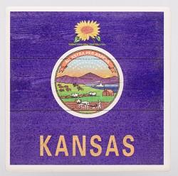 State Flag Coaster