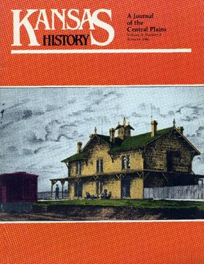 Kansas History - Vol. 09, No. 3,AUTUMN 1986