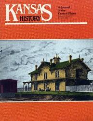 Kansas History - Vol. 09, No. 3