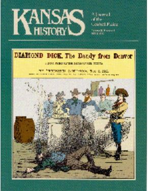 Kansas History - Vol. 26, No. 1,SPRING 2003