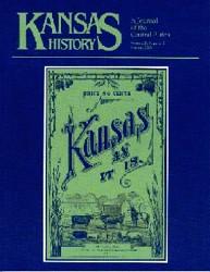 Kansas History - Vol. 26, No. 2