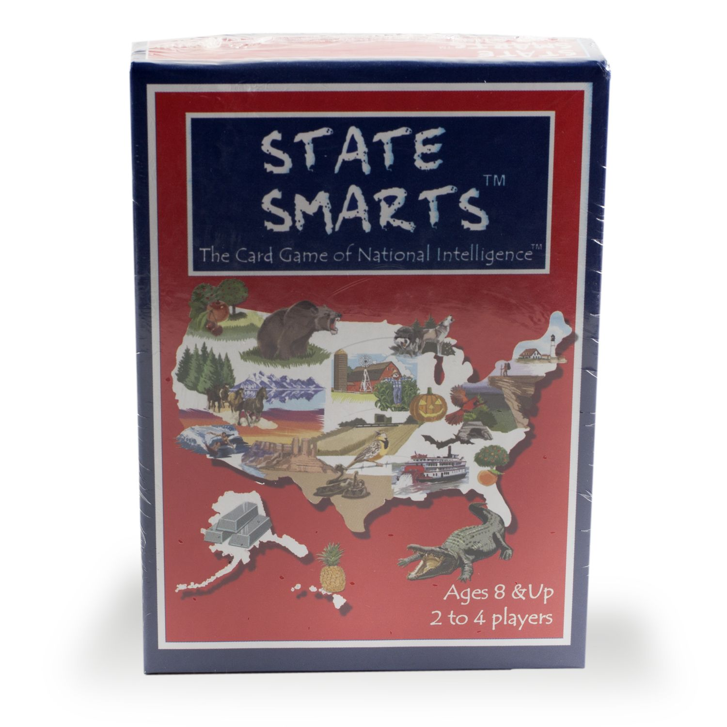 State Smarts: The Card Game of National Intelligence