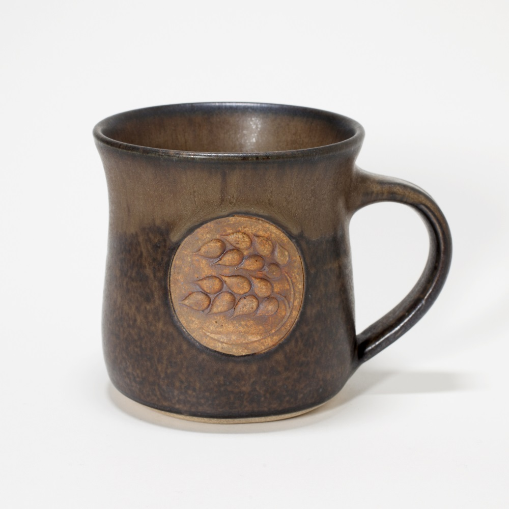 Kansas Wheat Stalk Mug