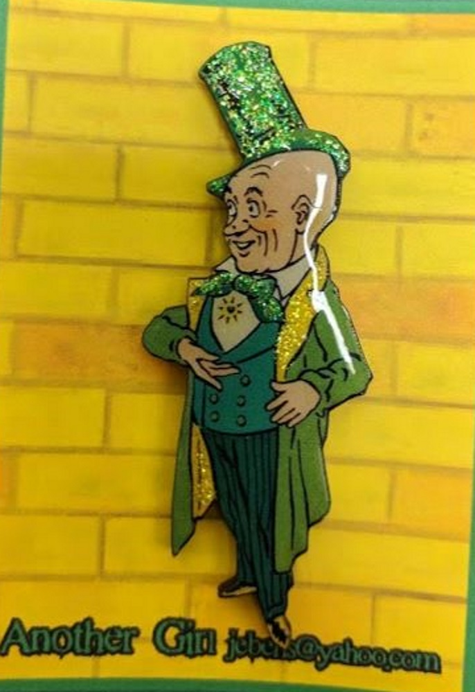 Wizard of Oz Pin
