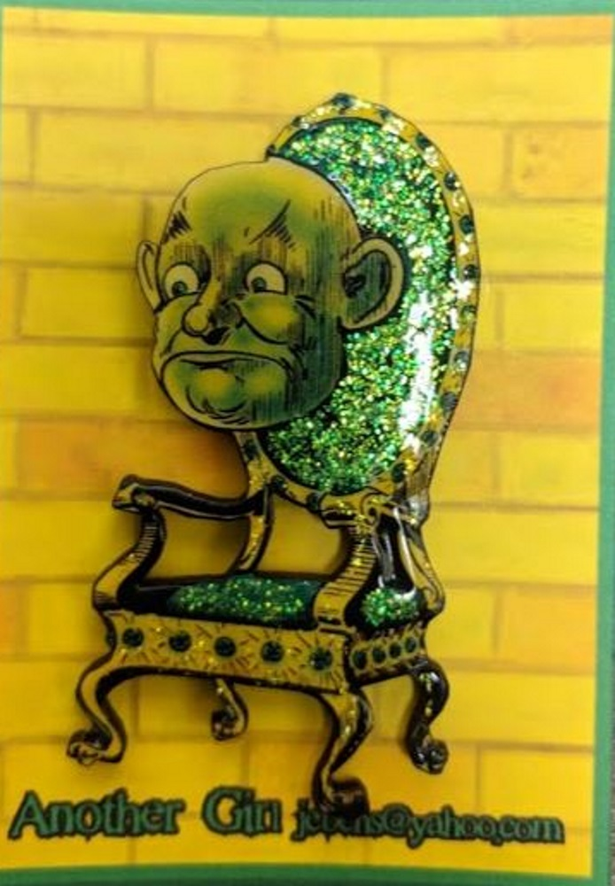 Wizard of Oz/Chair Pin