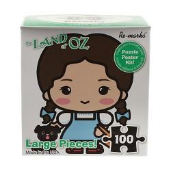 Dorothy Cube 100 Piece Puzzle