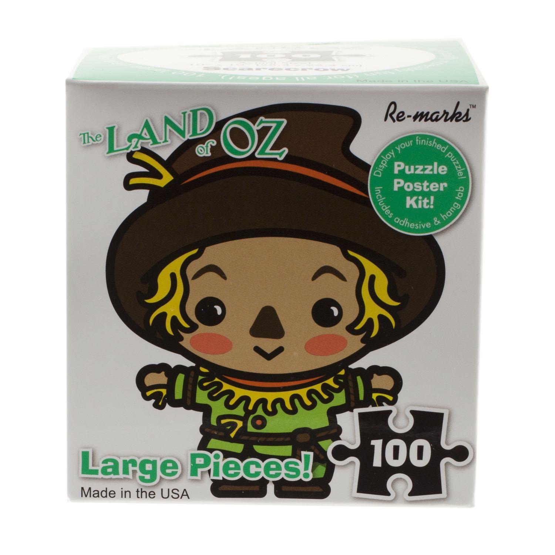 Scarecrow Cube 100 Piece Puzzle,19186