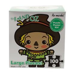 Scarecrow Cube 100 Piece Puzzle