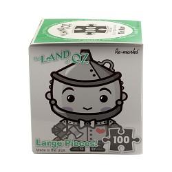 Tin Man Cube 100 Piece Puzzle