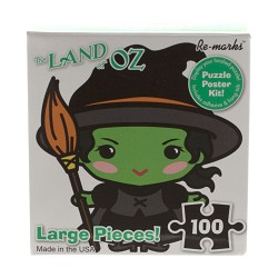Wicked Witch Cube 100 Piece Puzzle
