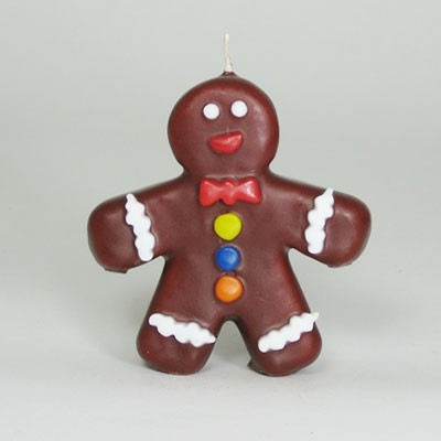 Gingerbread Man- Small,GINGERBREAD MAN SMAL