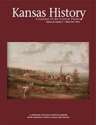 Kansas History - Vol. 40, No. 4