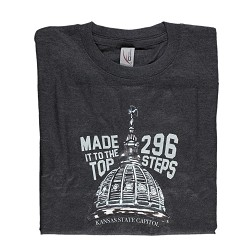Topeka Dome T-Shirt Y - Small