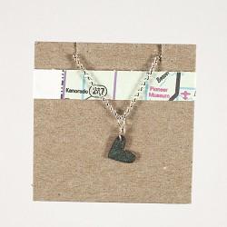 Heart Necklace Side Loop