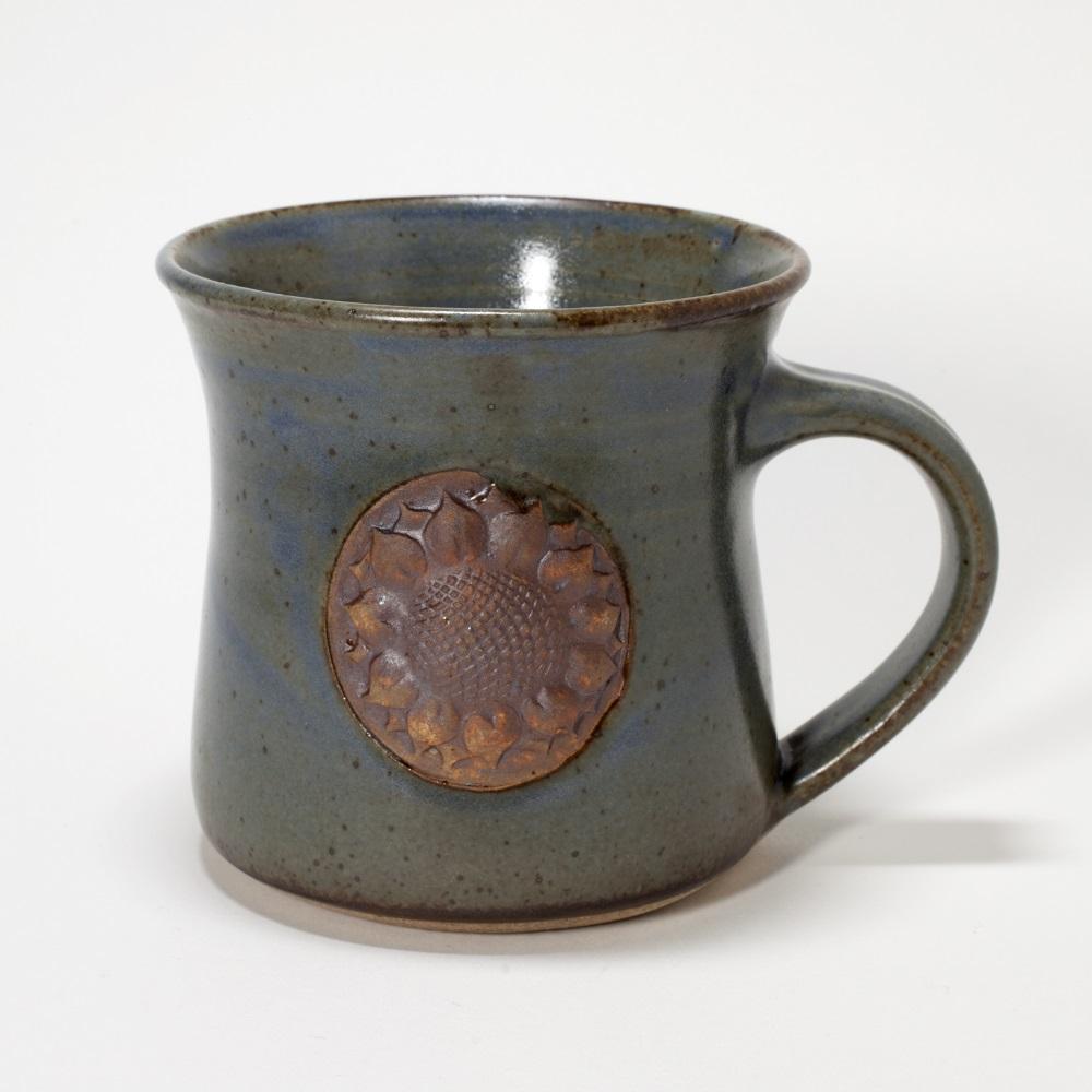 Kansas Sunflower Mug