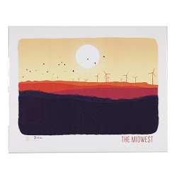 Print - The Midwest