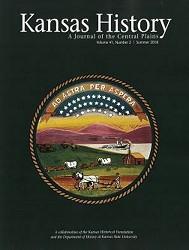Kansas History - Vol. 41, No. 2