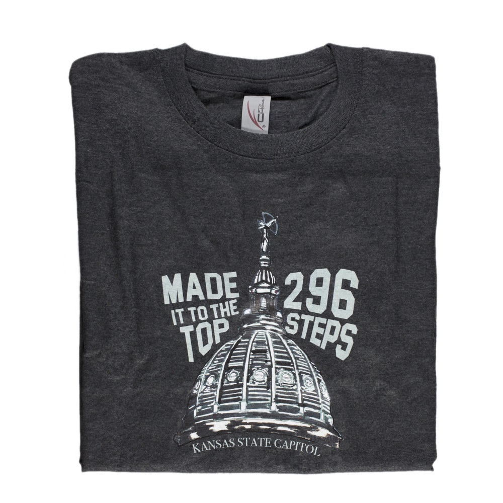 Topeka Dome T-Shirt,YOUTH XL DOME SHIRT