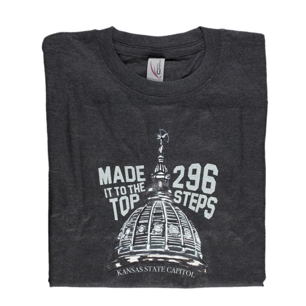 Topeka Dome T-Shirt,YOUTH XL DOME SHIRT