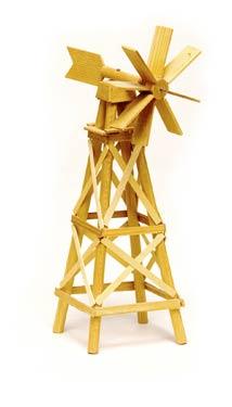 Wooden Windmill Kit,188