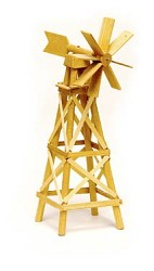 Wooden Windmill Kit,188