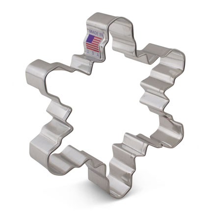 Snowflake Cookie Cutter,7954A