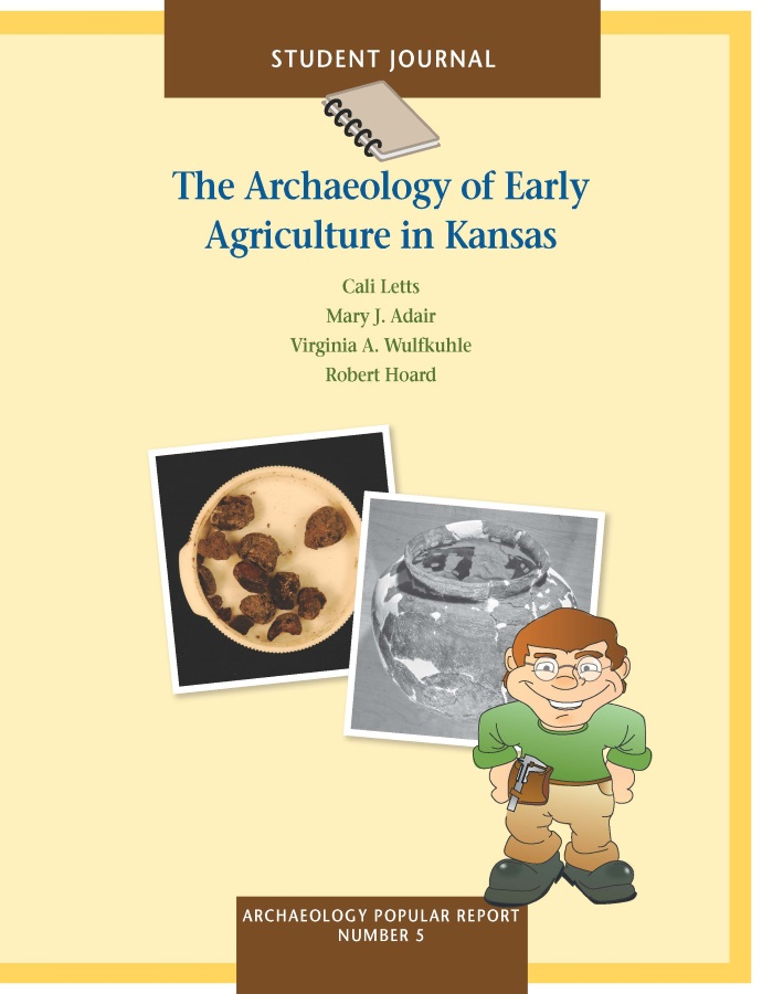 Project Archaeology: Early Agriculture in KS - Journal