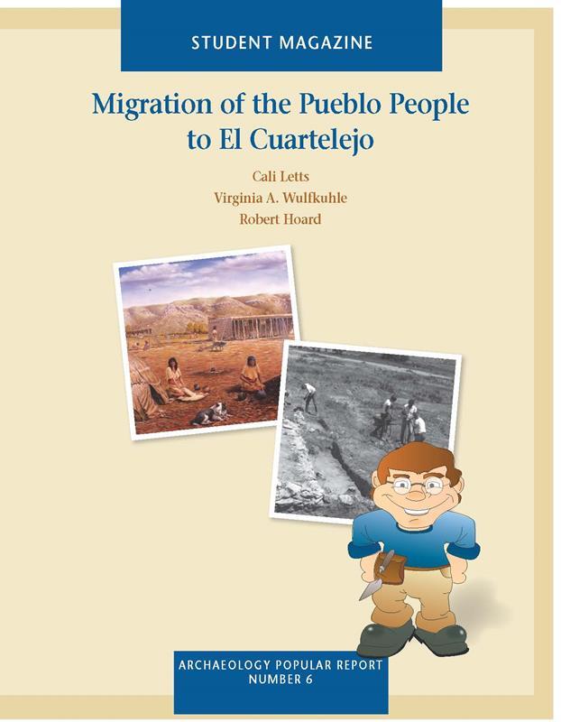 Project Archaeology: Migration - Magazine