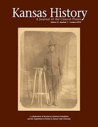 Kansas History - Vol. 41, No. 3
