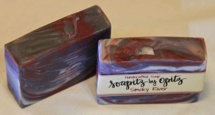 Smoky River Soap Bar