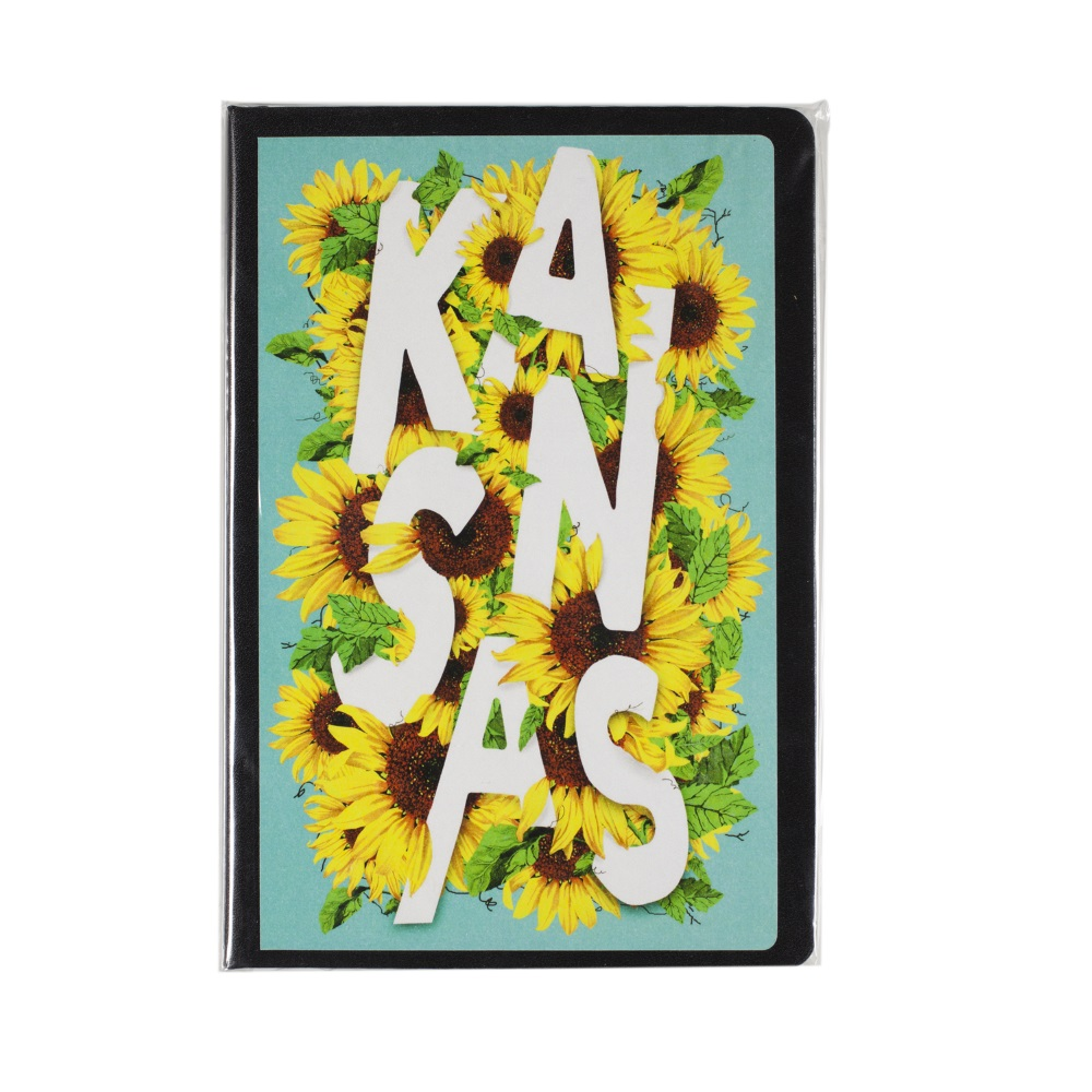 Kansas Sunflowers Journal,83361