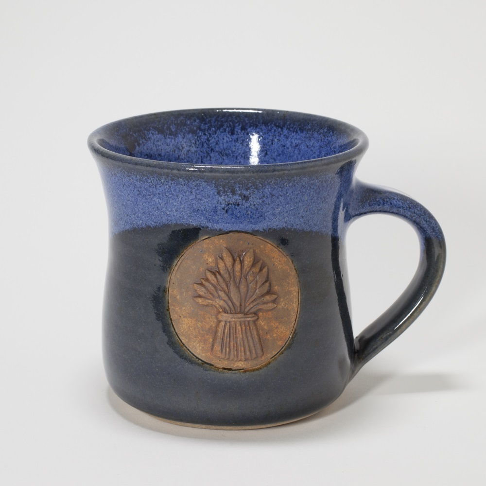 Kansas Wheat Bundle Mug