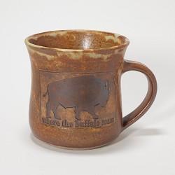 Buffalo Mug Orange