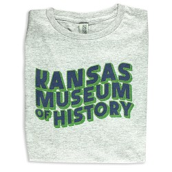 Kansas Museum of History Long Sleeve A- Large