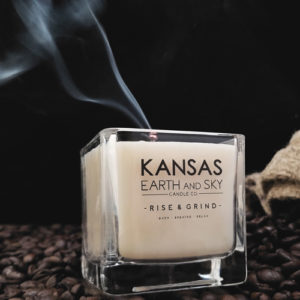 Rise and Grind Candle