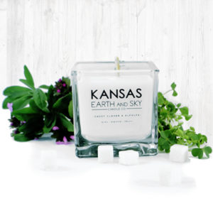 Sweet Clover and Alfalfa Candle