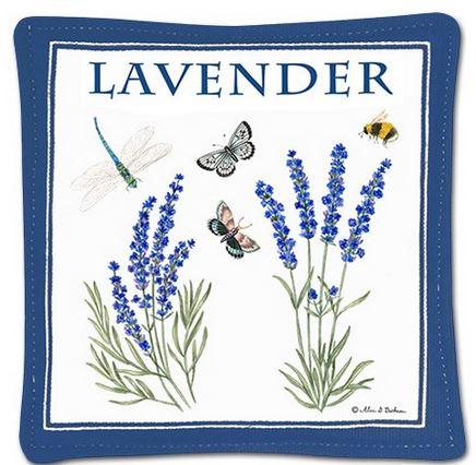 Lavender Sprigs Mug Mat,S11-479